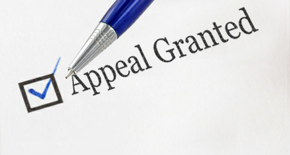 appeal-granted