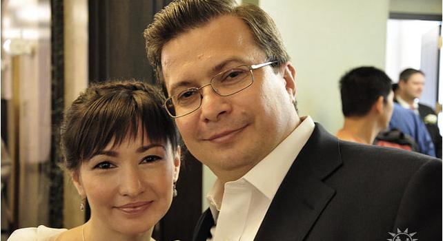 Taras and Oksana