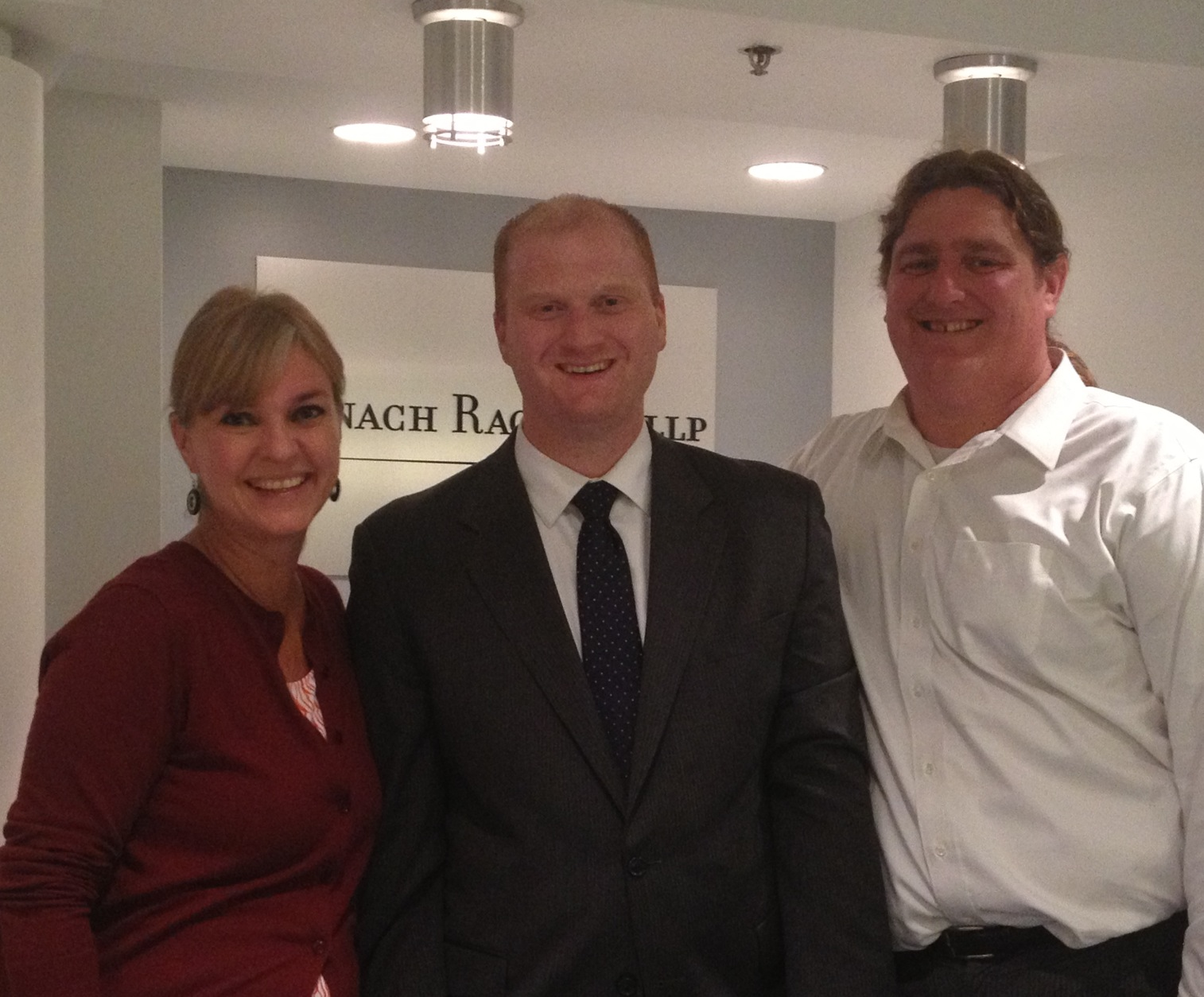 Mowrer with ACB and JDC