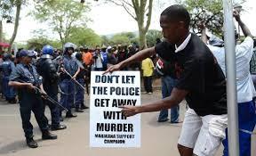 Corrupt SA police 2